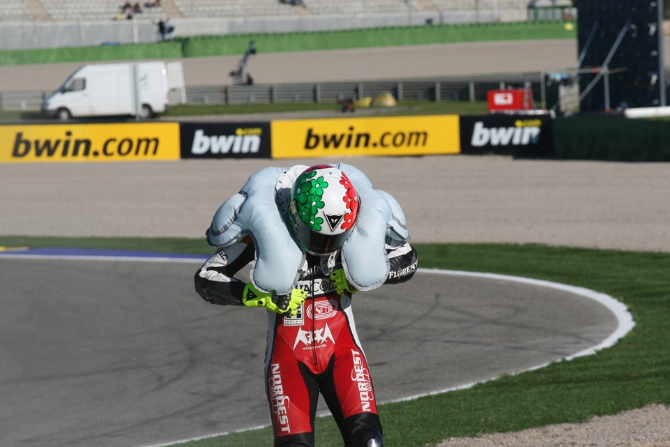 Airbag : Dainese D-AIR® Racing