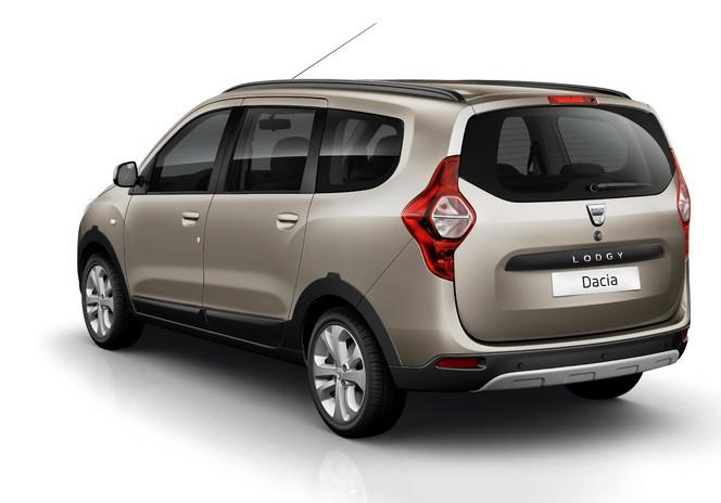 Dacia simplifie la gamme Lodgy