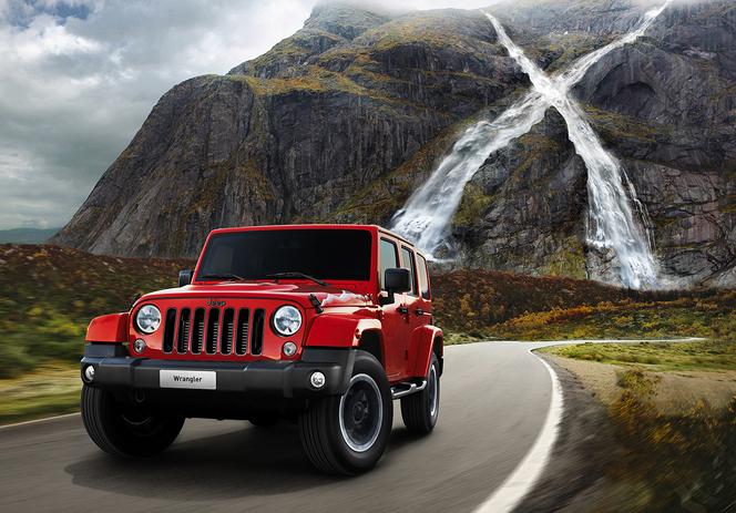 Le Jeep Wrangler X désormais disponible