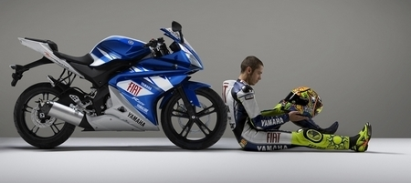 Yamaha YZF 125R Race Replica : Le plein de photos !! [22 images]