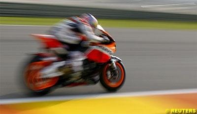 Moto GP 2008: Honda et Michelin, unis comme jamais