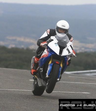 Exclusif, Sébastien Gimbert nous parle de ses tests sur la S1000 RR.