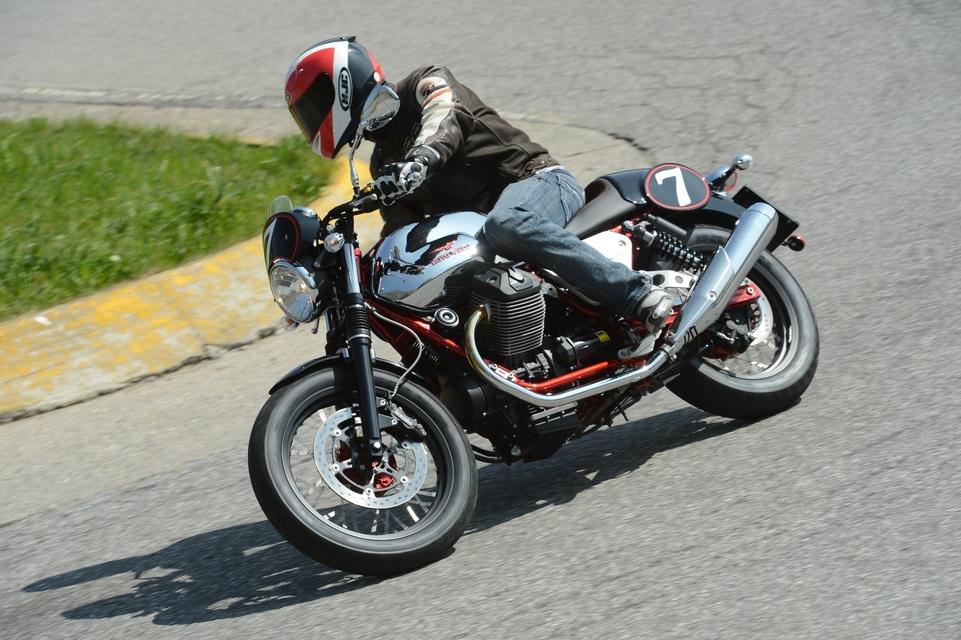 Moto Guzzi V7 : Tout un état d'esprit