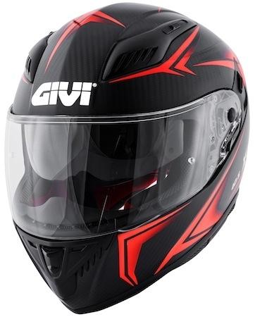 Givi 40.5: du carbon pour du sport-GT