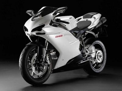 Ducati 848 2008 : Les premières images officielles
