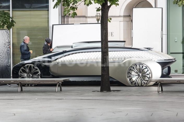 Renault : un inédit concept en fuite
