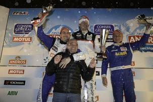 Trophée Andros - Super Besse : Dayraut remporte le championnat sur le fil
