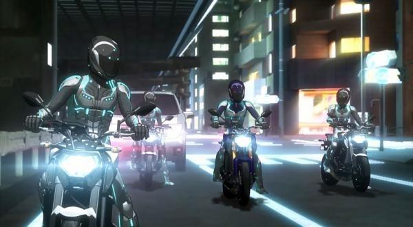 Vidéo moto Yamaha : Master of Torque, Saison 2