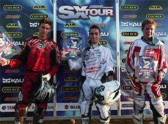 Pascal Leuret s'impose à la première épreuve du SX Tour