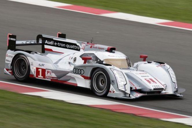 WEC/6 Heures de Silverstone - Une Audi devant... la Toyota!