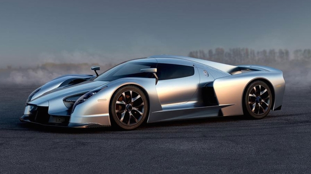 Glickenhaus SCG003 : une supercar aux performances de F1