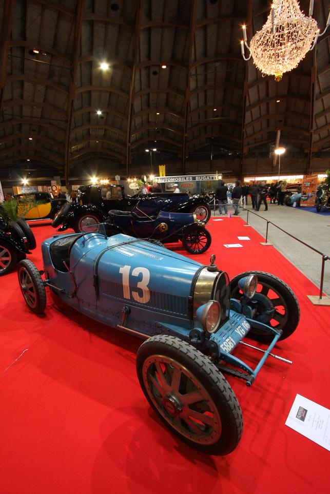 Avignon Motor Festival ... de Bugatti !