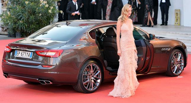 La Maserati Quattroporte plébiscitée par les jeunes femmes d'affaires chinoises