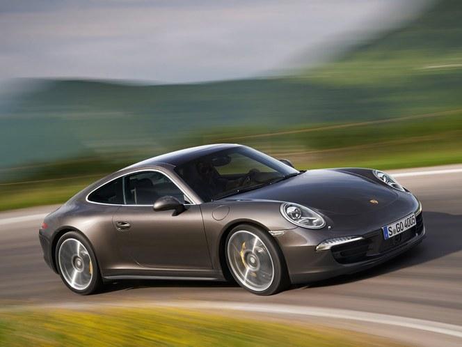 Mondial de Paris 2012 - Voici les nouvelles Porsche 911 Carrera 4 et Carrera 4S!