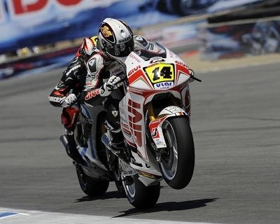 Moto GP - Laguna Seca: Neuvième quand même pour Randy