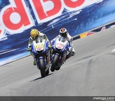 Moto GP - Laguna Seca: Lorenzo envisageait la victoire !