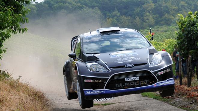 WRC Allemagne Jour 2 : Loeb poursuit la leçon