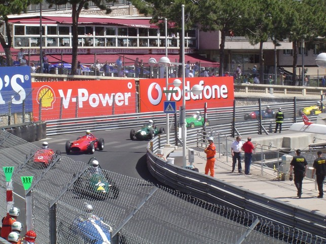 Grand Prix Historique de Monaco 2/3
