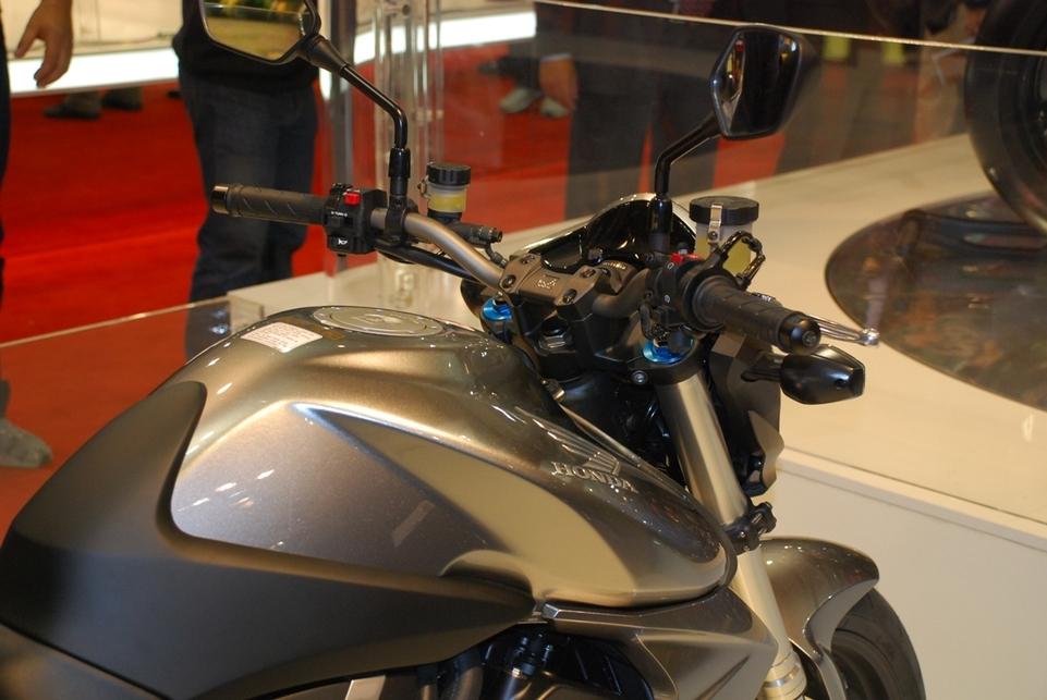 Le Salon de Milan en direct : Honda CB1000R