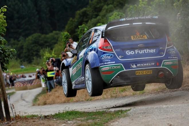 WRC Allemagne Final : Sébastien Loeb sans concurrence