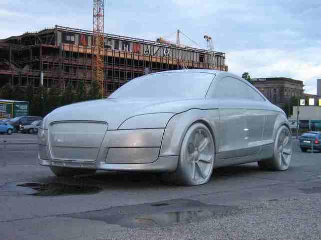 La vidéo du jour : nouvelle Audi TT