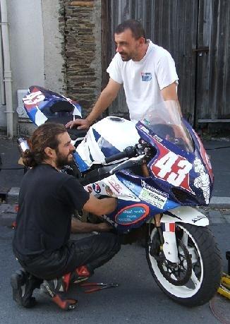 Rencontre avec Fabrice Miguet, le Français le plus rapide au TT