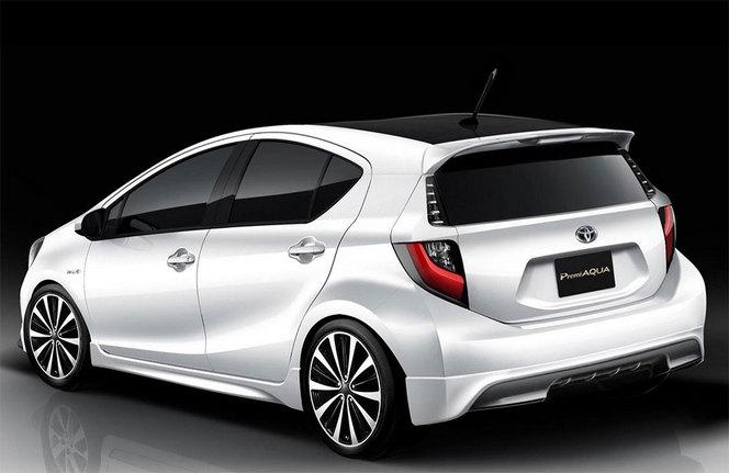 Tokyo 2013 : Toyota Premi Aqua Concept