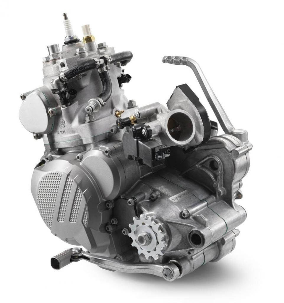 Nouveauté : KTM 250 ET 300 EXC TPI 2018