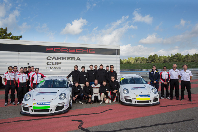 Porsche Scolarship Programme : Steven Palette gagne les 30 000€