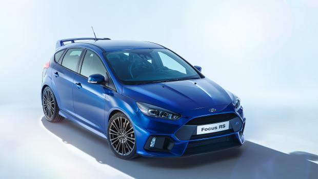 La nouvelle Ford Focus RS arrive trop vite
