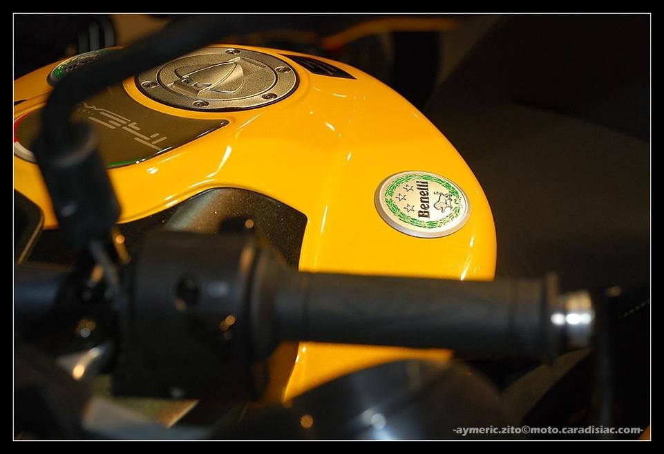 Salon de Milan en direct : Benelli Tre 1130 K