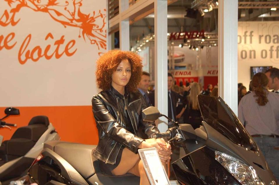 Salon de Milan : Les Blacksat et Vivacity en Italie, ça donne envie!
