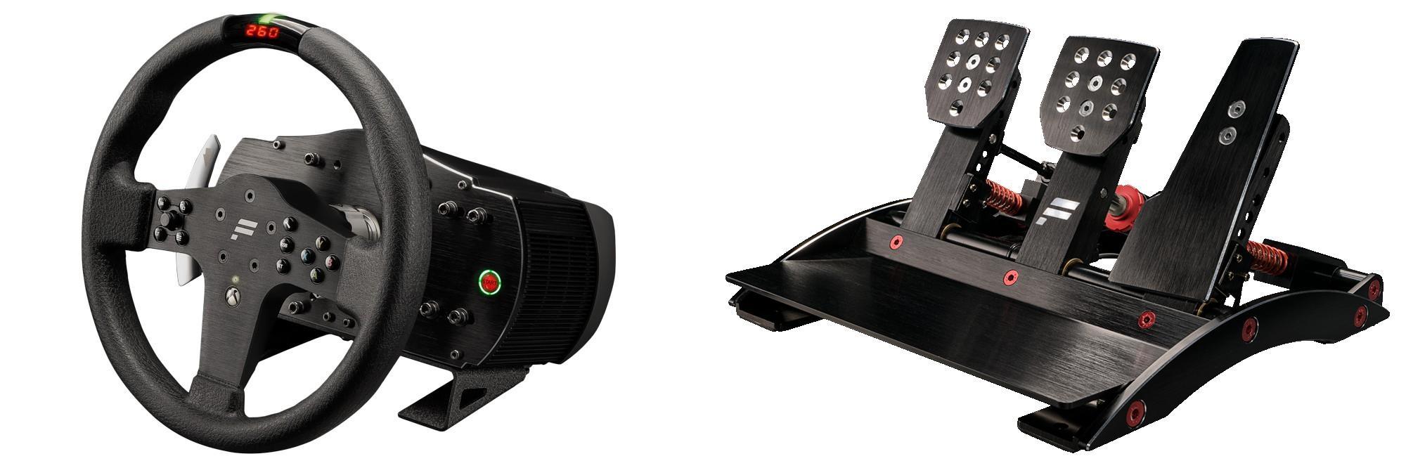 test du fanatec clubsport wheel base 2 csl steering wheel p1 la rolls du volant pour xbox one. Black Bedroom Furniture Sets. Home Design Ideas