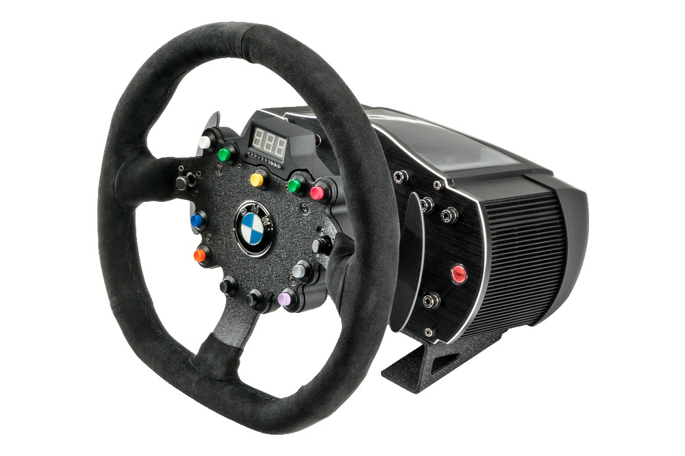 test du fanatec clubsport wheel base 2 csl steering. Black Bedroom Furniture Sets. Home Design Ideas