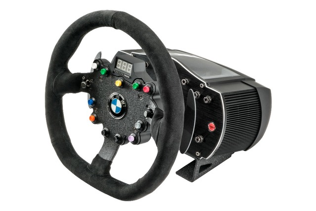 Test du Fanatec Clubsport Wheel Base 2 + CSL Steering Wheel P1, la Rolls du volant pour Xbox One et PC