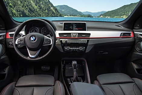 Une impression de vu et revu dans le BMW.