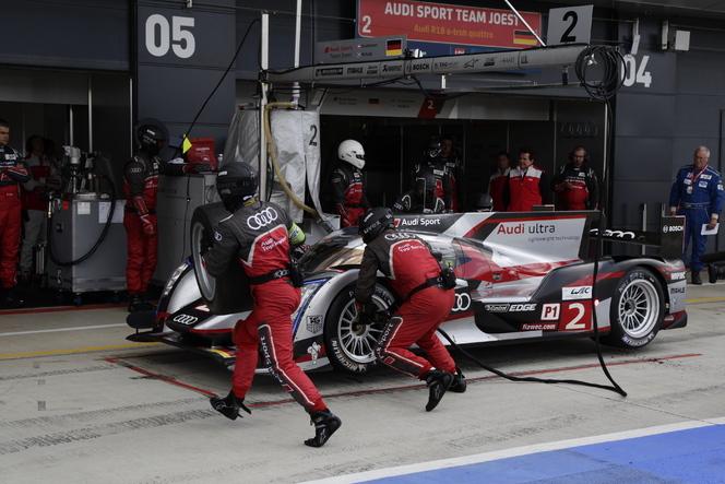 Audi champion du monde... d'endurance