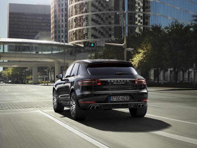Tokyo & Los Angeles 2013 : le Porsche Macan est officiel