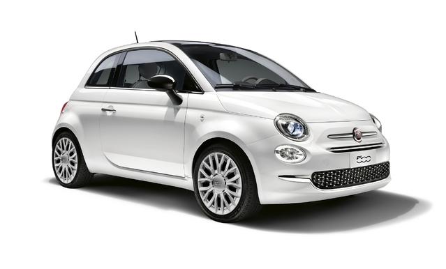 Gamme Fiat 500: nouvelle série spéciale Live Edizione