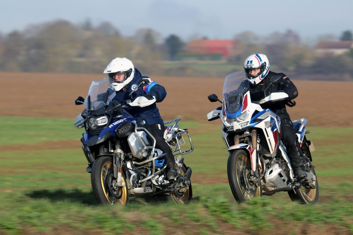 Comparatif - BMW R 1250 GS Adventure VS Honda CRF 1100 L Africa Twin Adventure Sports: les trails au sommet S1-comparatif-bmw-r-1250-gs-adventure-hp-vs-honda-crf-1100-l-africa-twin-adventure-sports-les-trails-au-sommet-615268