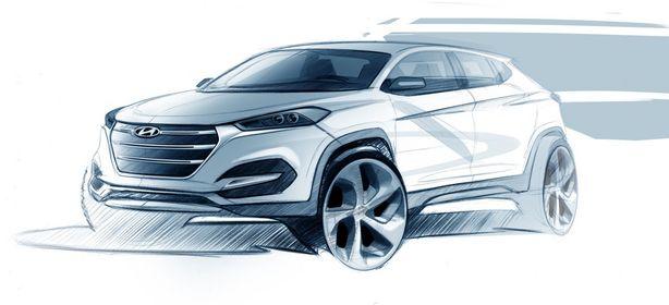 Genève 2015 : Hyundai renouvelle l'ix35 et le (re)baptise Tucson