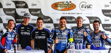 Championnat du Monde d'Endurance 2017, 8 Heures d'Oschersleben: le GMT94 en pole