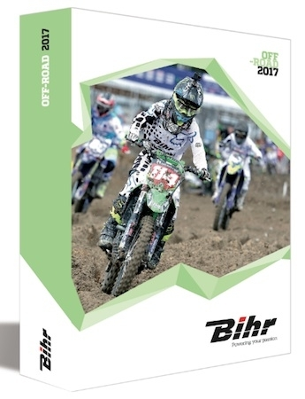 Bihr-Racing: catalogues Offroad et Consommables