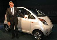 Tata Nano : la voiture la moins chère au monde est en vente à partir d'aujourd'hui