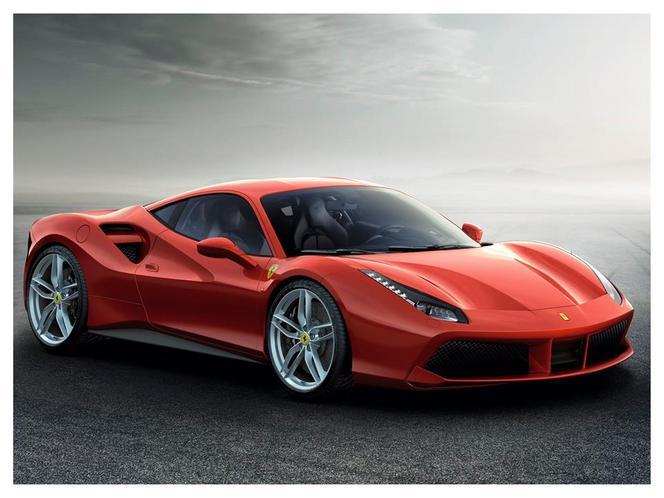 Genève 2015 : Ferrari présente la 488 GTB de 670 ch