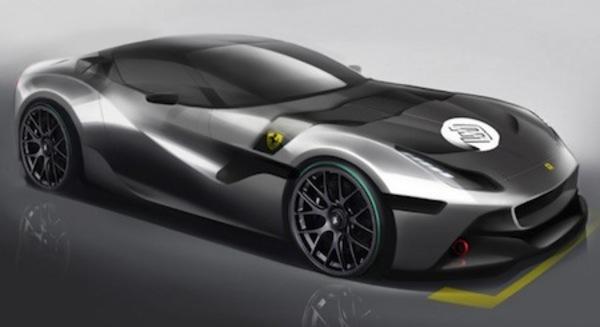 "S'agit-il de la prochaine Ferrari ""spéciale""?"