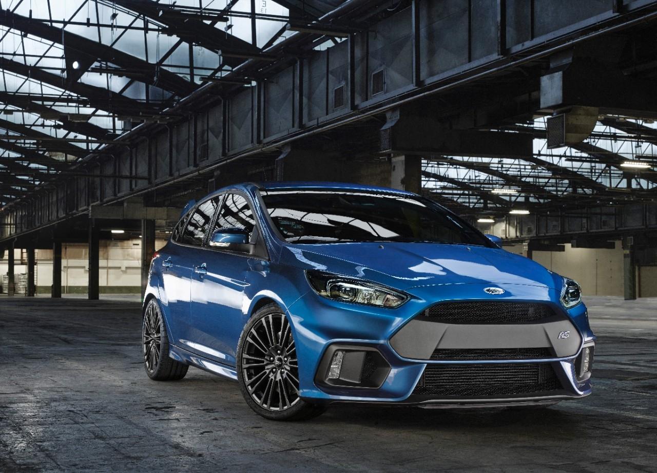 Genève 2015 : voici la nouvelle Ford Focus RS, officiellement à 4