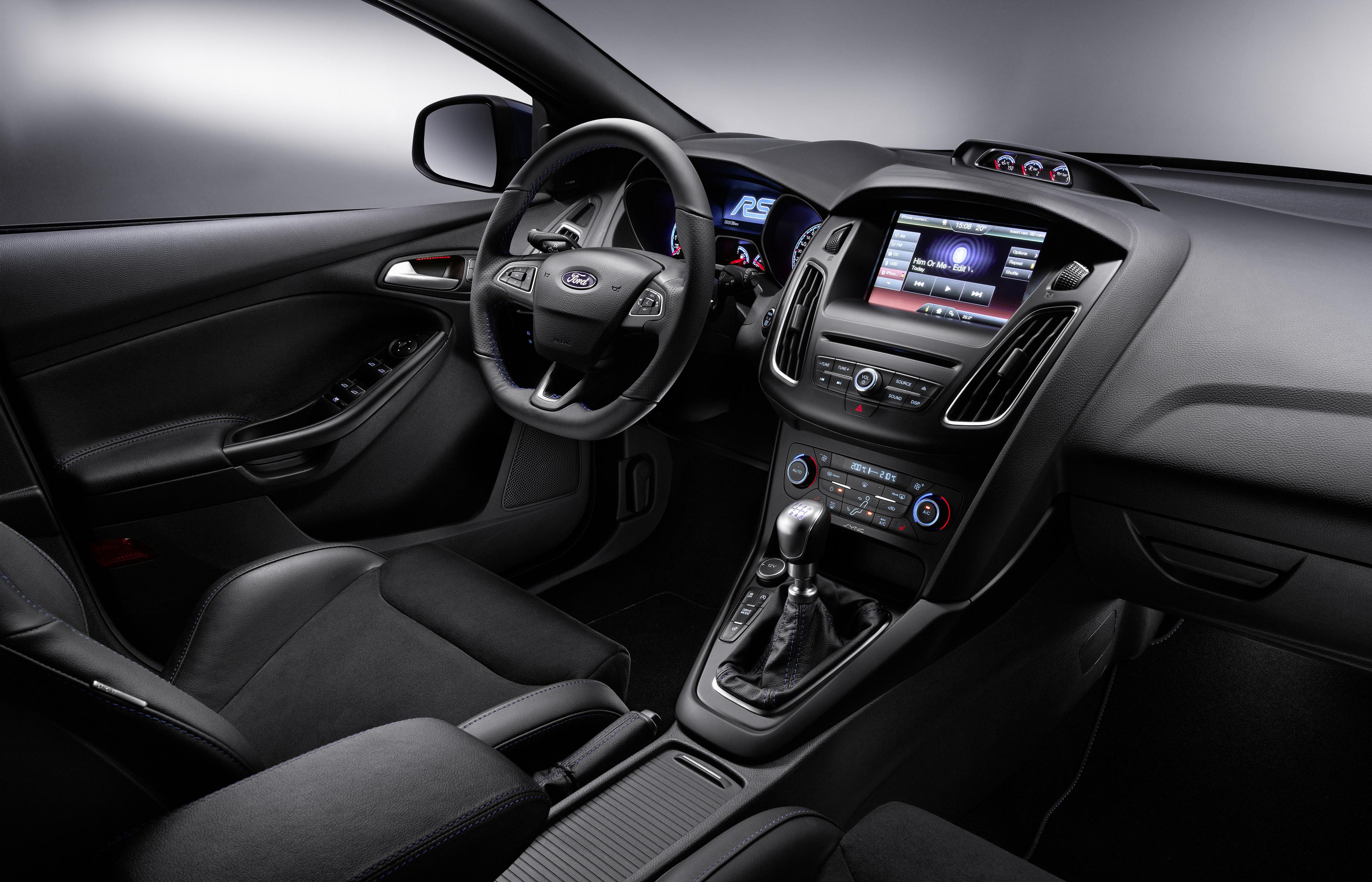 gen ve 2015 voici la nouvelle ford focus rs officiellement 4 roues motrices. Black Bedroom Furniture Sets. Home Design Ideas