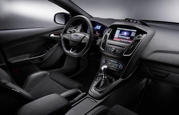 Genève 2015 : voici la nouvelle Ford Focus RS, officiellement à 4 roues motrices