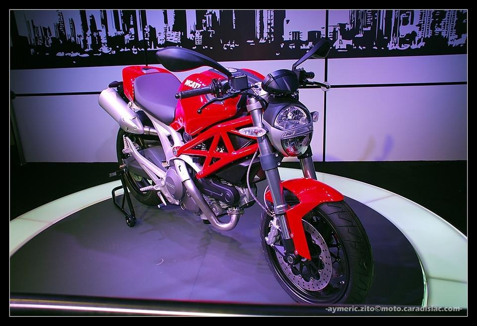 Salon de Milan en direct : Ducati sort le monstre